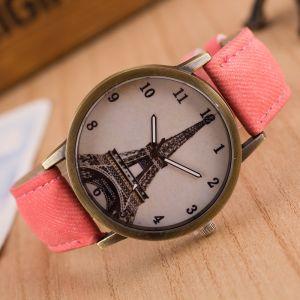 """Ρολόι """"steel shine"""" με μπρασελέ σε τρία χρώματα"""