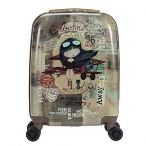 Βαλίτσα τροχήλατη καμπίνας Anekke