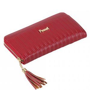 Γυναικειο πορτοφολι Posset 9505 Κόκκινο