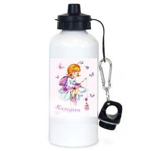 Μπουκάλι νερού Baby Boss λευκό 600ml