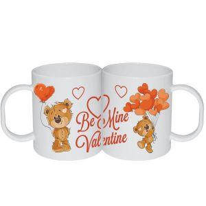 Κούπα I love you my Valentine προσωποποιημένο δώρο για ερωτευμένους